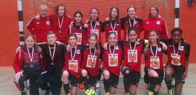 TSV Limmer C-Juniorinnen Fussball