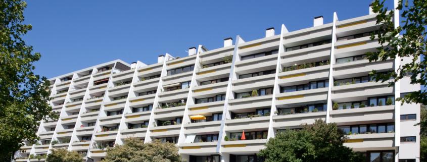 Uferzeile Balkonsanierung Ansicht temps