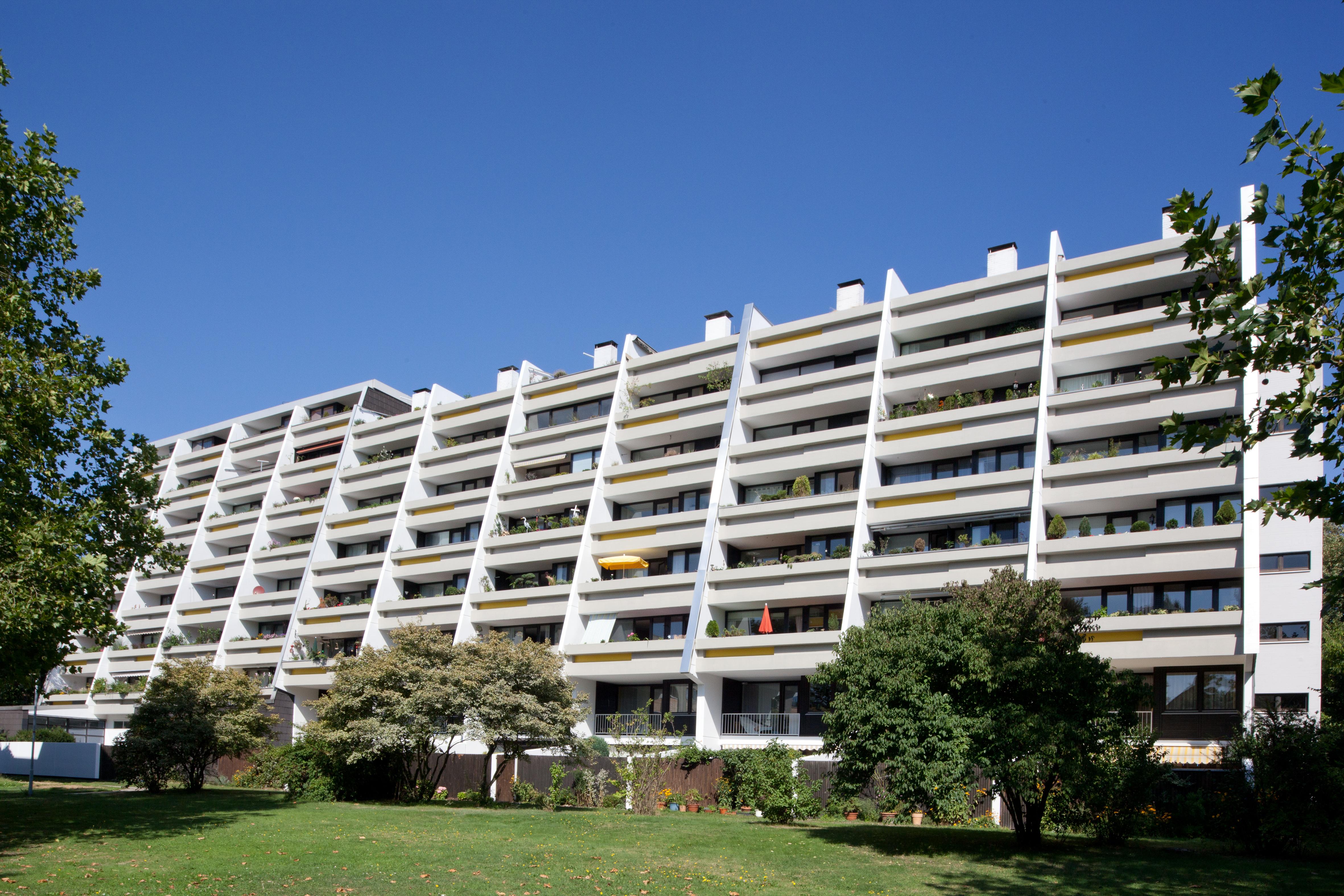 Balkonsanierung Hannover, Uferzeile