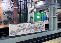 Braunschweiger Platz Station temps