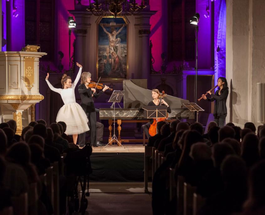 temps Liebfrauenkirche Veranstaltung