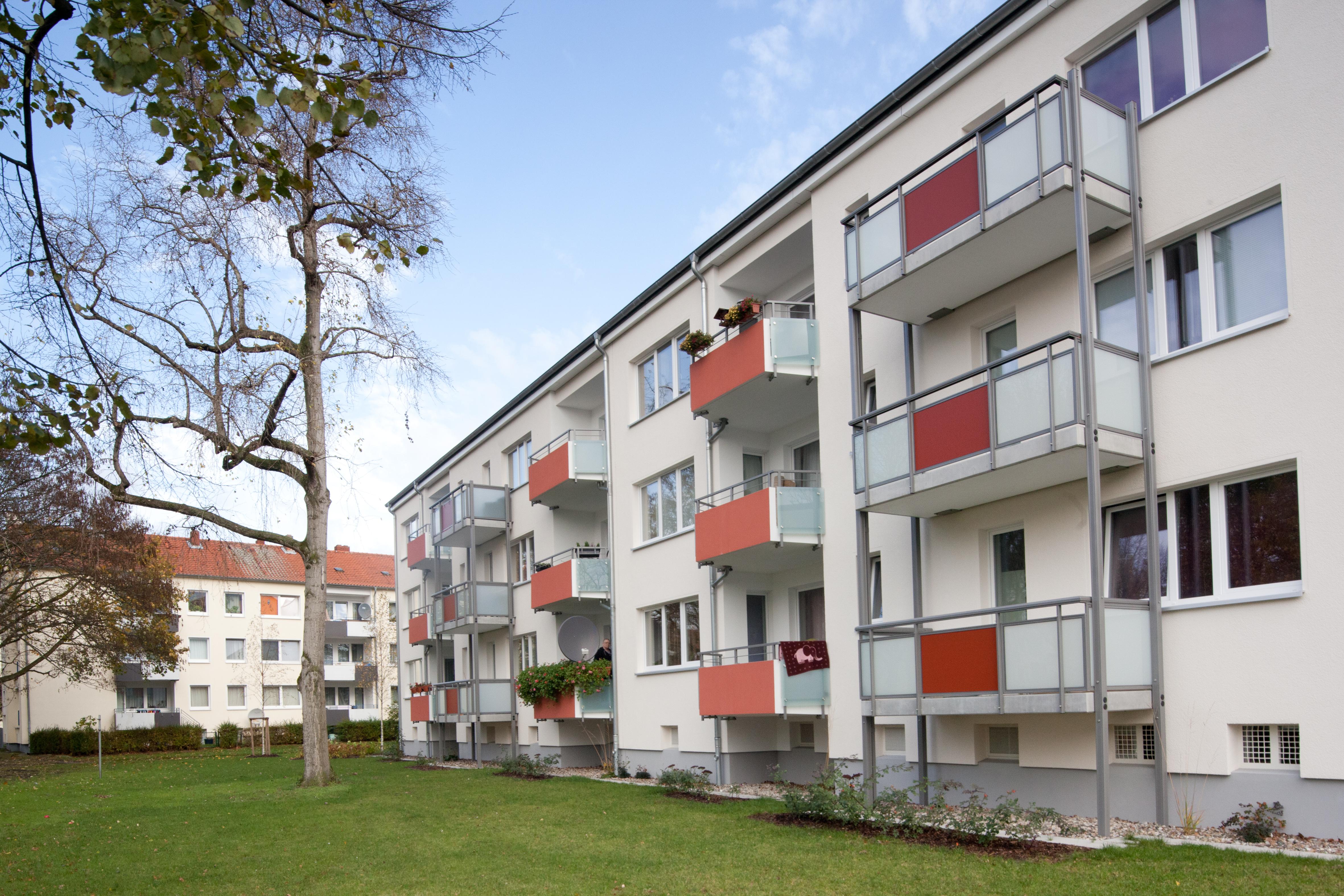 Wohngebäude Hannover, Magdeburger Straße