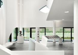 Otto-Bock-Stiftung Foyer temps