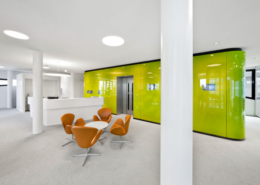 Otto-Bock-Stiftung Sitzgruppe temps