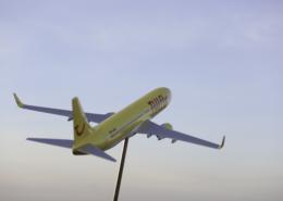 TUIfly Flugzeugmodelle wegfliegen temps