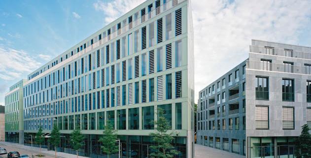 Neubau VGH Versicherungen, Hannover