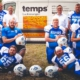 Raptors American Football Sponsoring temps