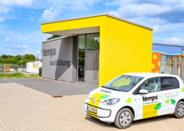 Unternehmen Nachhaltigkeit Kraftfahrzeuge temps