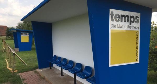 RSV Rehburg temps Sponsoring