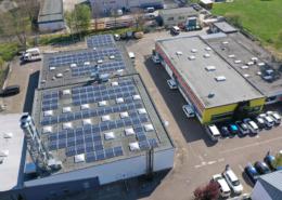 Unternehmen Nachhaltigkeit alternative Energie temps