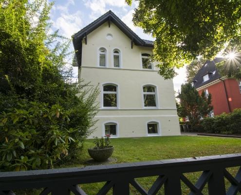Wohngebäude Philosophenweg 47, Hamburg