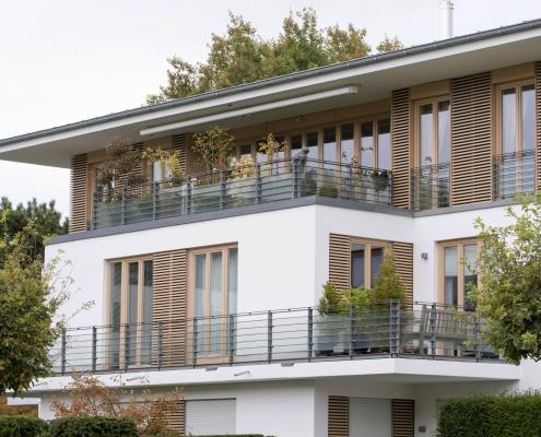 Wohngebäude Baumschulenweg 18-21, Hamburg