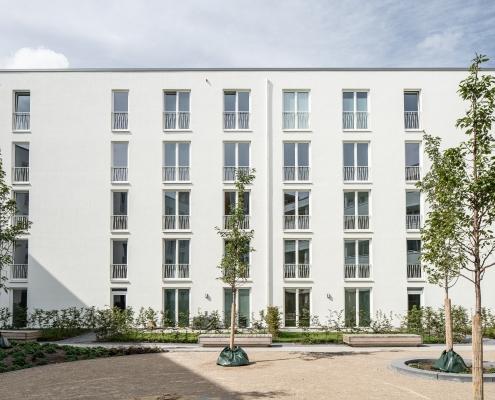 Wohnquartier am Südbahnhof, Hannover