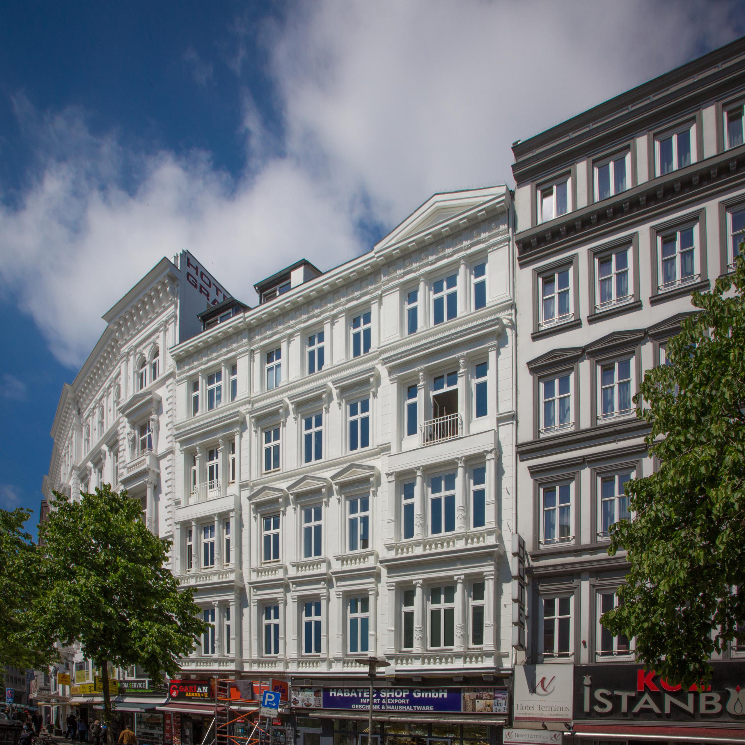Wohngebäude Steindamm 3, Hamburg