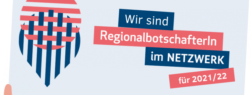 Wir sind Regionalbotschafter